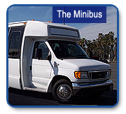 Minibus Los Angeles Ground Transportation Rentals & Services